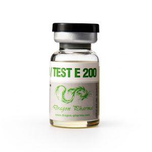 EQ 200 - Test E 200